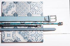 Blue Design, Summer Collection, Belt Buckles, Switzerland, Belts, Facebook, How To Make, Leather, Creative Colour