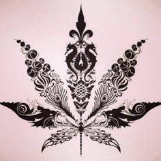 002 marijuana tattoos How to Draw Cannabis, Cannabis Leaf