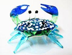 Small blue crab