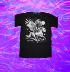 PEGASUX TShirt by WOWCHNYC on Etsy, $15.00