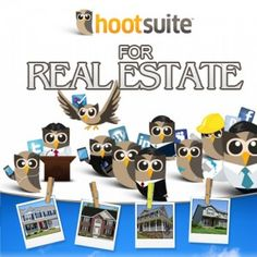 Hootsuite for real estate teaches real estate agents how to use hootsuite  as a real estate agent.  watch step by step videos to learn how to use hootsuite.