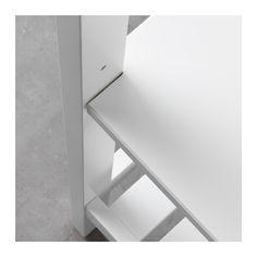 HEMNES Scaffale - bianco - IKEA