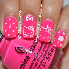 Born Pretty Store--Hello Kitty QA12 Stamping Plate Review