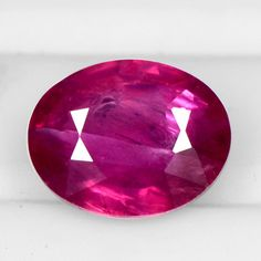 232fc46d4 2.11 Cts Natural Top Quality Red Ruby Oval Cut 9x7 mm Mozambique Gemstone  Offer #Unbranded