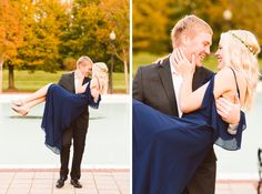 Boho Inspired Couple - Annapolis Fall Engagement Session - Brooke Michelle Photography