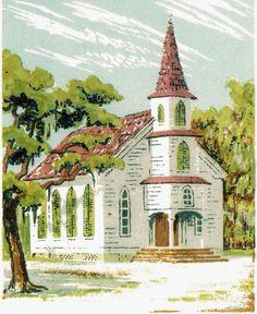 Walthourville Presbyterian Church  est. 1884 pastorate  Rev. Robert Quarterman Mallard (1856-1863)