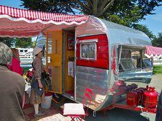 Vintage Caravans - 440 photos from Pismo Beach Vintage Rally 2011