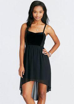 Delias velvet dress- this is actually so wonderful ($44.50)
