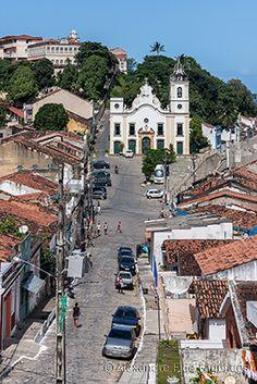 Holly Mother of Amparo Church, Olinda, Brazil /  © Alexandre F de Fagundes