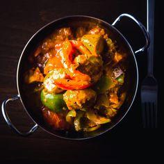 Chicken Balti The Original Brummie Curry Chilli Recipes, Lamb Recipes, Veggie Recipes, Indian Food Recipes, Asian Recipes, Cooking Recipes, Indian Foods, Indian Snacks, Veggie Food