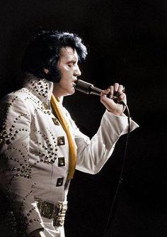 ELVIS - Adonis jumpsuit - June, 1972