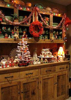 Whimsical Vintage Christmas