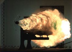 Amerikaanse marine test nieuwe generatie wapens