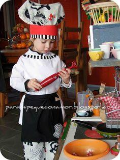 Para+mi+peque+con+amor:+De+carnavales...+Disfraz+de+cocinero