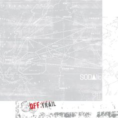 SODAlicious paper ► see you soon/out of trail