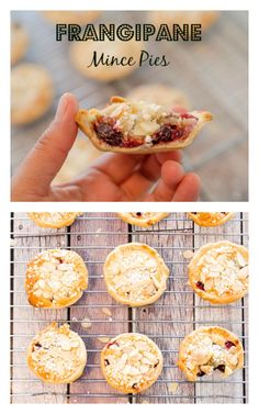 For a slightly different christmas treat, why not top try these almond frangipane mince pies. These are a simple bake, and make for a great seasonal gift idea