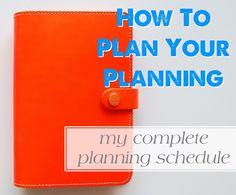 Under 2016 måste jag följa det schema jag själv sätter.