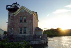 Saugerties Lighthouse Saugerties,NY Great Romantic Retreat!  http://www.saugertieslighthouse.com/
