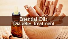 You can use an Essential Oils Diabetes Treatment to cure some of diabetes complications. It is better to prevent any of its complications before appear!