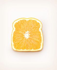 pain à l'orange