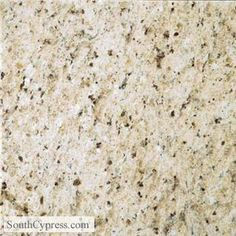 Giallo Ornamental ::: Love This Color . . . I Know They Are All Different Depending Upon The Granite Yard . . . Hope We Come Across A Lighter Marked Slab Like This!!!