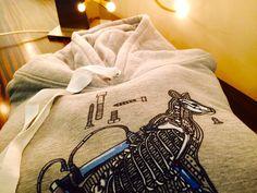 Comfy hoodie for autumn evenings ❤️ @ meetthellamastore.com