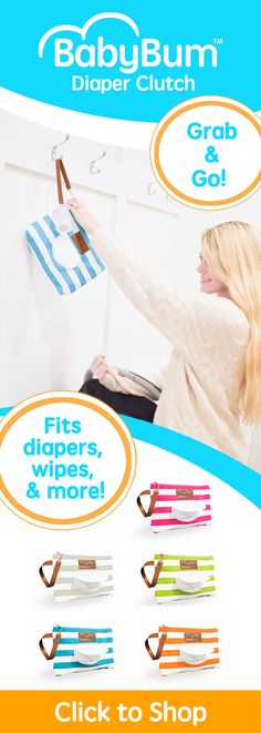 """""""This product is so much more then just a diaper clutch. We are in the process of potty training and I've been looking for something small and convient to take out and about. I perfectly fit wipes, 3 pull ups, and a change of clothes for my son in this aw Baby Momma, Baby Boy, Baby Cupcake Gift, Lingerie Shower Gift, Diaper Clutch, Organized Mom, Everything Baby, Baby Needs, Potty Training"""