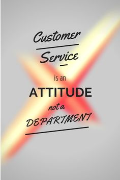 Customer Service Week quote                                                                                                                                                                                 More