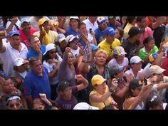 El compromiso con tu futuro comenzó. Henrique Capriles Radonski. Hay un camino