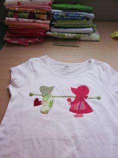 Patchwork en camisetas