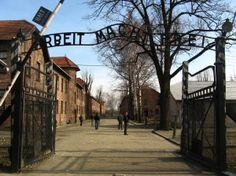 Auschwitz- Poland (standing there was one of the most surreal moments of my life)
