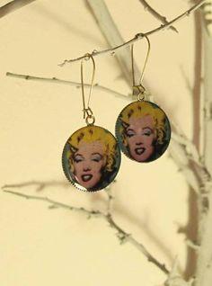 Marilyn de Les petits pois sur DaWanda.com