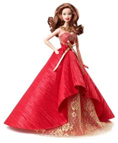 2014 Holiday Barbie Released! :D
