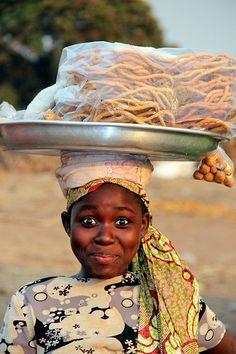 Ghana ~ Young Gal