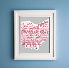 Carmen Ohio.