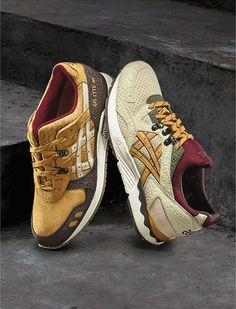 ASICS #gellyte #sneakers #hiking