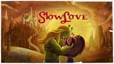 Adventure Time Title card S2Ep6 Slow Love