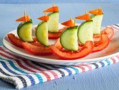 Häppchen auf dem festlichen Tisch, 24 Rezepte mit Fotos ... - Yemek süsleme - #auf #dem #festlichen #Fotos #Häppchen #mit #Rezepte #susleme #Tisch #Yemek