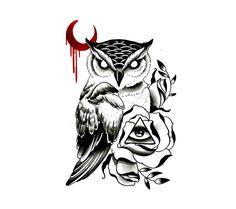 Illuminati-owl-tattoo-design