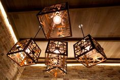Pablo & Rusty's by Giant Design - Indesignlive Outside Patio, Milk Crates, Cafe Interior Design, Crate Storage, Cafe Restaurant, Business Design, Light Fixtures, Table Lamp, Ceiling Lights