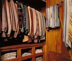 duke's closet