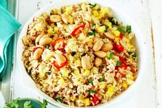 Try a taste of Thailand with this tasty Thai fried rice.