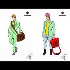 Sketches of the Vintage Satchels by O'Bazzië Classics - coming soon.