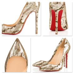 louboutin camouflage pigalle