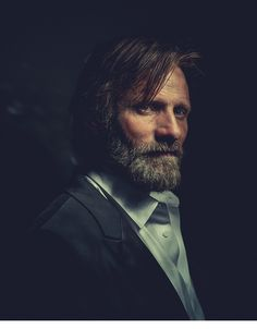 Portrait Photography of Viggo Mortensen
