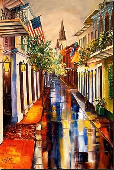 Dream of New Orleans by Diane-E, via Flickr