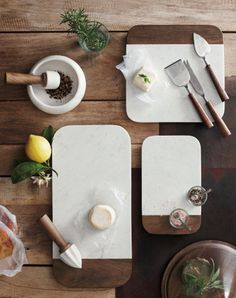 Marble Cheese Board | Vanillawood