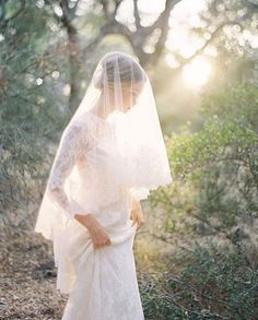dreamy veil