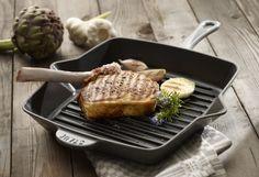 Кухонные хитрости: как готовить на сковороде-гриль