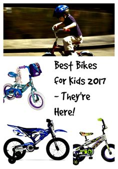 3 of the best bikes for kids in 2017 - safe and fun bicycles for children